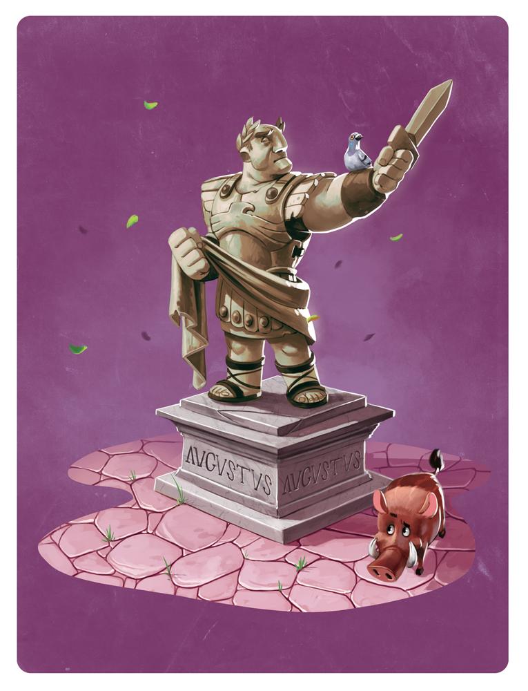 __Lutèce_4-niveau1-Statue-clean_Biboun