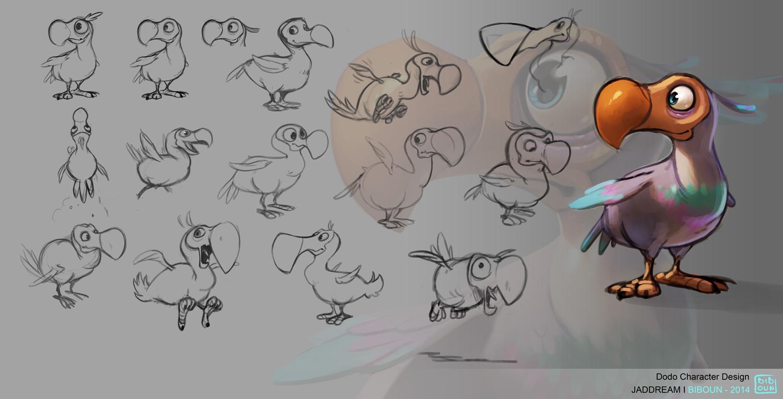 Game Character Design Apps : Run dodo run